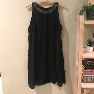 Old Navy Black Shift Dress